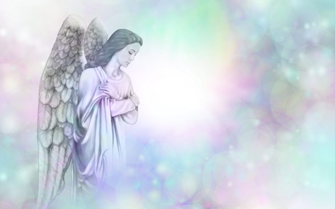 Angel and Saint Guidance