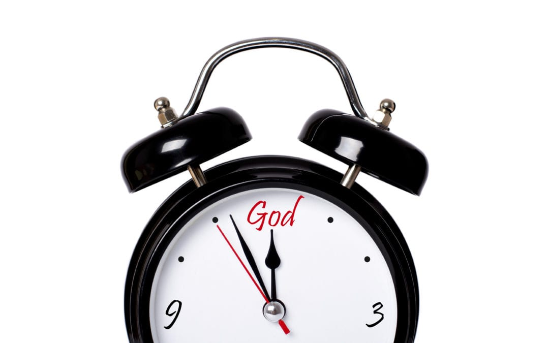 Are you tired of waiting on God?
